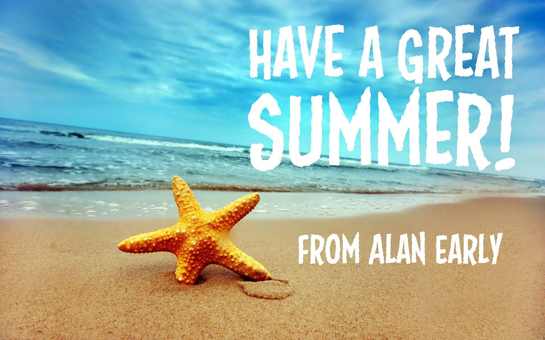 Happy Summer June 29