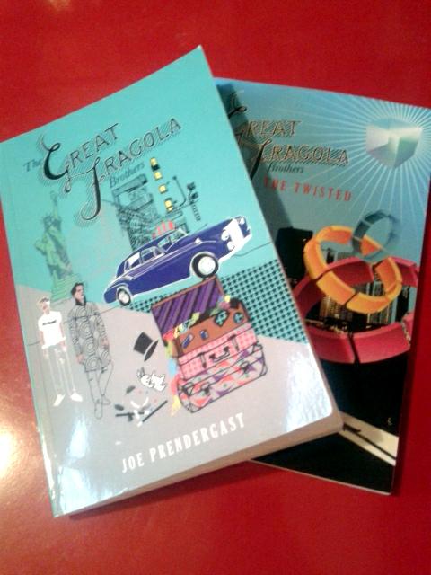 My copies!
